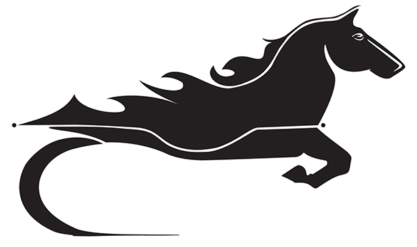 strong as steel yet sleek as a stallion the following designs are the ...