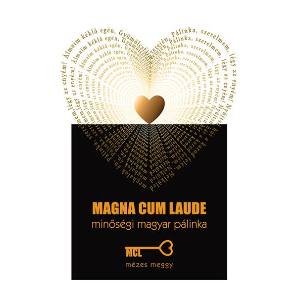 Magna cum laude Absolvent