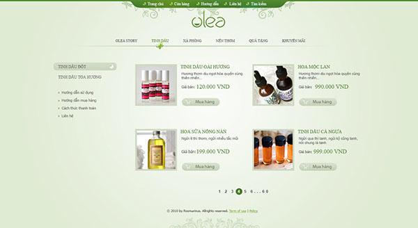 magento boutique essential oil handmade soap