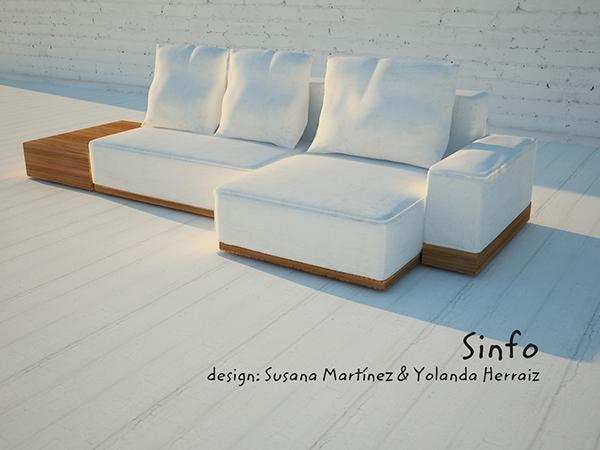 Как сделать современный диван своими руками