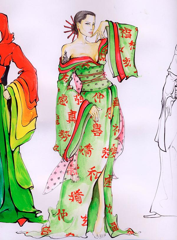 Creative Fashion Design 2000 2006 On Behance