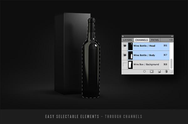 Mockup,mock-up,download,freebie,wine,Wine Bottle,Label,free,psd,brand,template