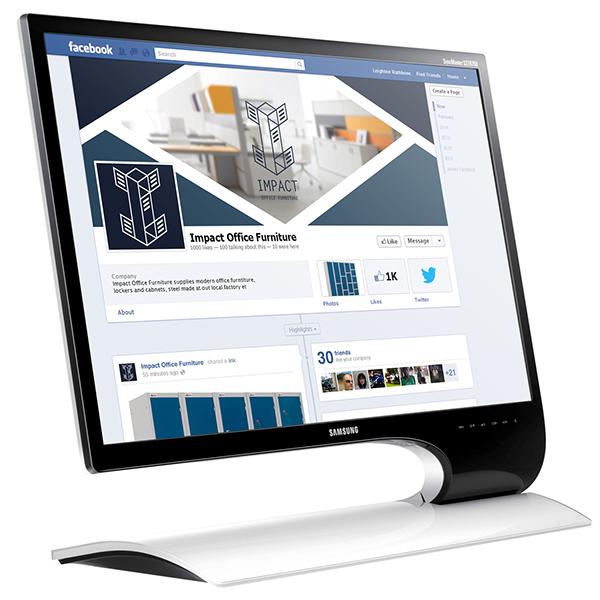 corporate identity impact Office furniture