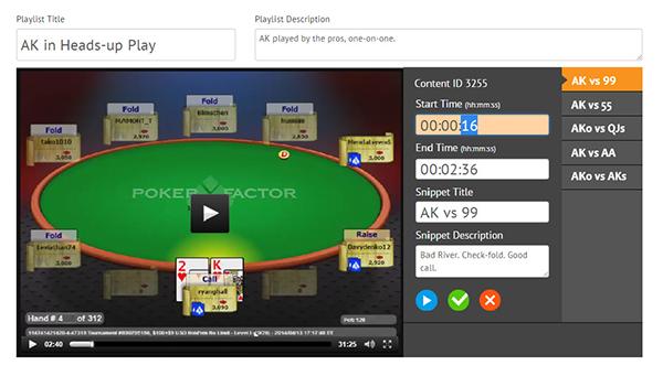 Poker training html5 css3 jquery
