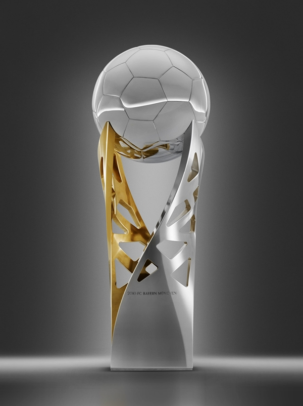 Dfl Supercup Trophy On Behance