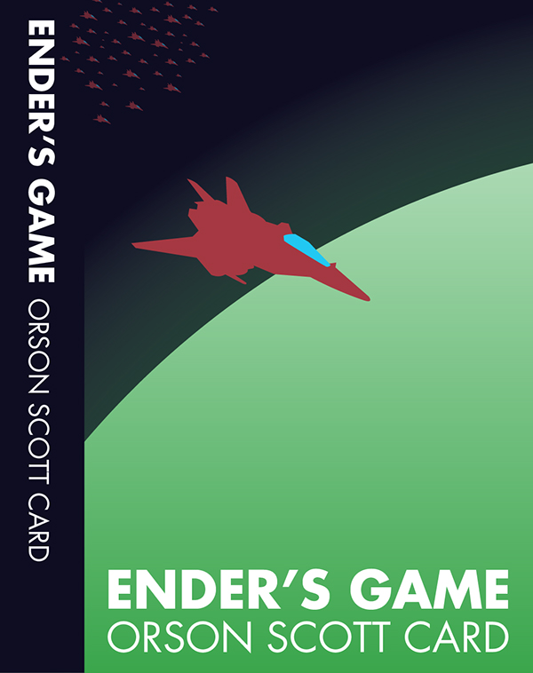 enders game book report Ender's game student: teacher: period: grade: 10 plot summary ender wiggin is chosen by the international military forces because he is the third child, in a.