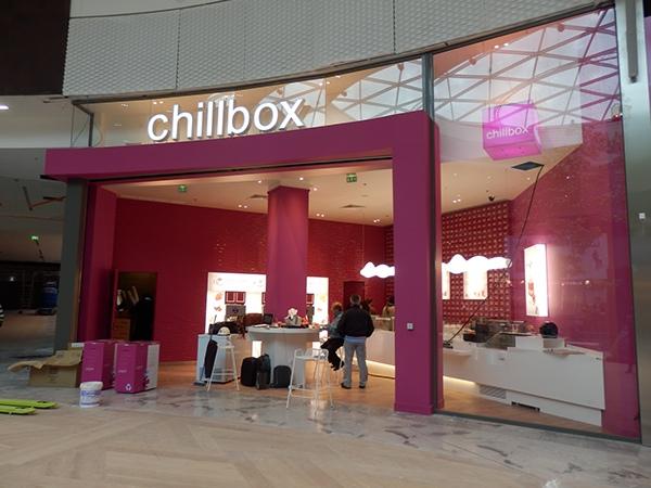 Αποτέλεσμα εικόνας για chillbox aeroville