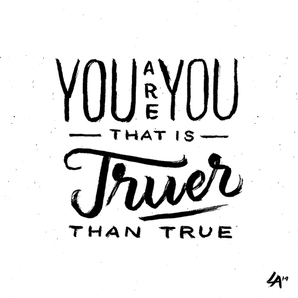 Hand Lettering Dr Seuss Quotes On Behance