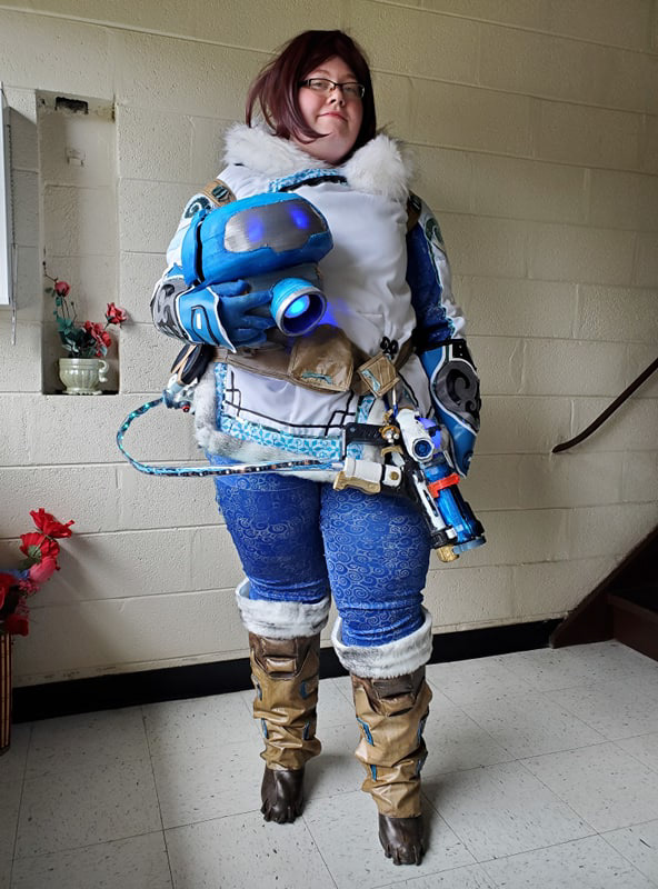 Mei from Overwatch Cosplay on Behance