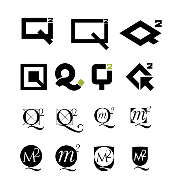 Logotype real-estate identity