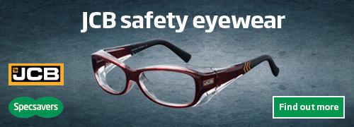 52b6f3eaabdd JCB safety eyewear. David Kirwin •. Follow Following Unfollow. Save to  Collection