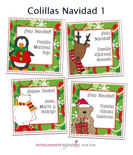 Invitaciones originales navidad on behance - Tarjetas originales navidad ...