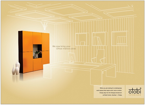 report on otobi Otobi furniture : otobi furniture is another competitor which is the second largest manufacturers of bangladesh home furnishings we see very good quality product, and an excellent sense of design, but little movement in channels or catalogues.