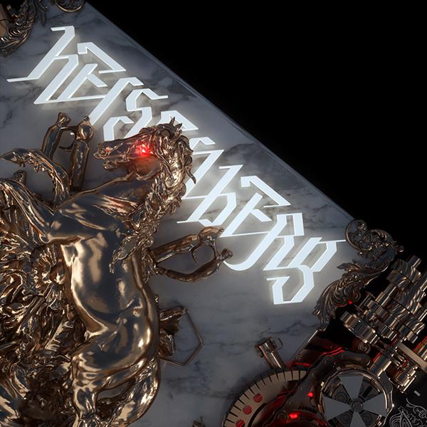 Heisenberg - 3D Album Artwork