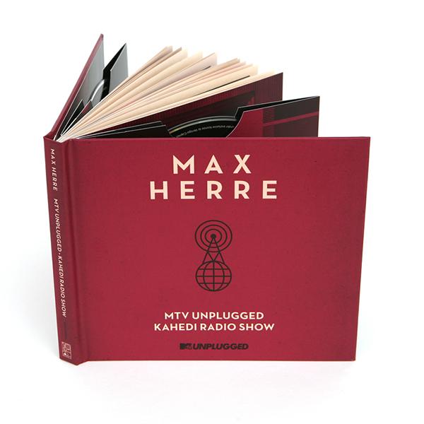 max herre mtv unplugged kahedi radio show on behance. Black Bedroom Furniture Sets. Home Design Ideas