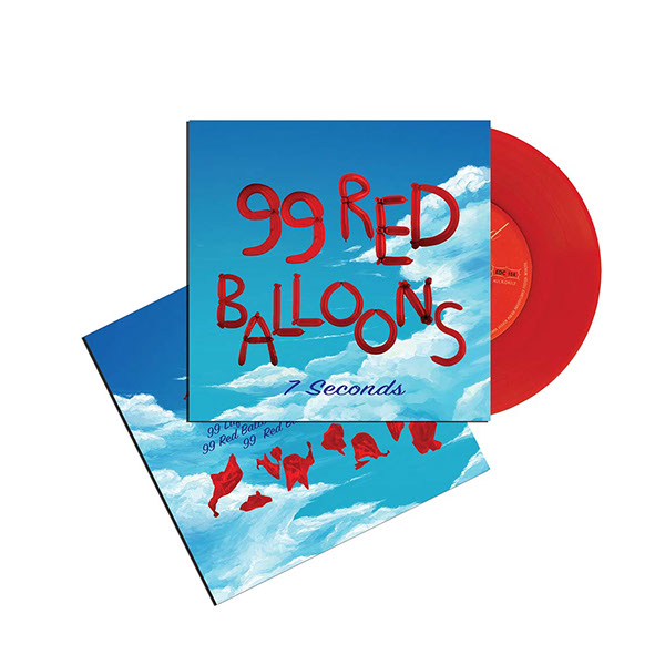 99 Red Balloons On Behance