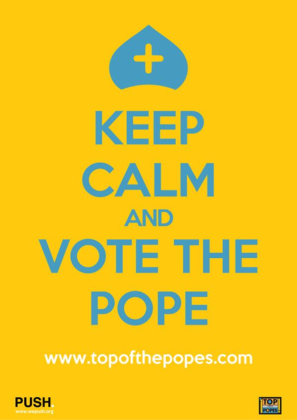 Popes infografica infographic Web
