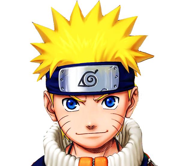 Naruto Colorido ~ Naruto by illustrator on Behance