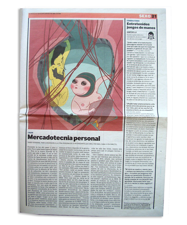 El País De Las Tentaciones. EL PAÍS Newspaper, Spain On