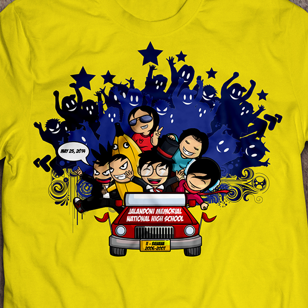 Class Reunion T Shirt Design Ideas custom class reunion t shirts high schools and colleges inkthread Create Them A T Shirt Design Campaign To Encourage The Batch To Join This Reuion The Concept Of The Reuion Is Fun Exciting And Enjoyable Experience To