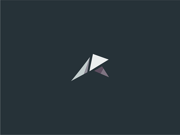 abstract logos on behance