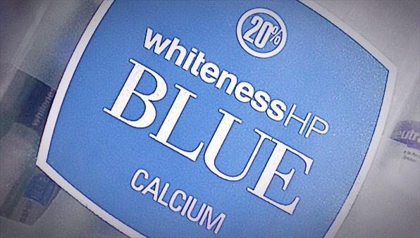 Whiteness Hp Blue On Behance