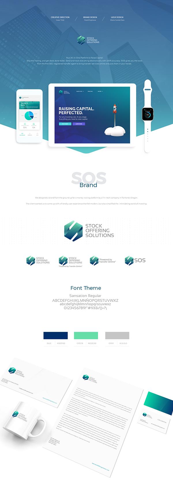 Stock Offering Solutions Crowdfunding Platform