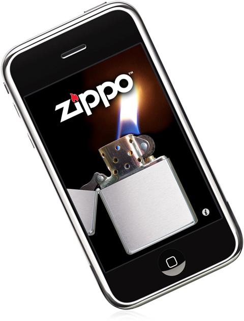 Virtual Zippo - Lighter Free