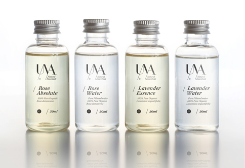 The Design Surgery | UNA Natural Essentials: Beauty Oils