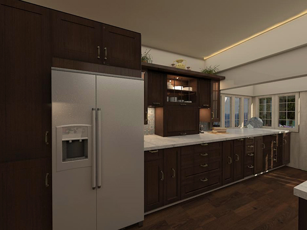 Kitchen Design Egypt kitchen design-amr hamad's villa, cairo/egypt on student show