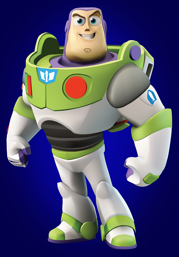 Buzz Light Year   Vector On Behance