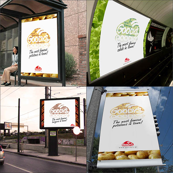 goody 39 s advertising idea types of advertising on behance
