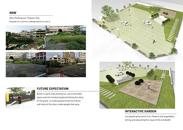 Redesign of Parking Lots on CCS Portfolios