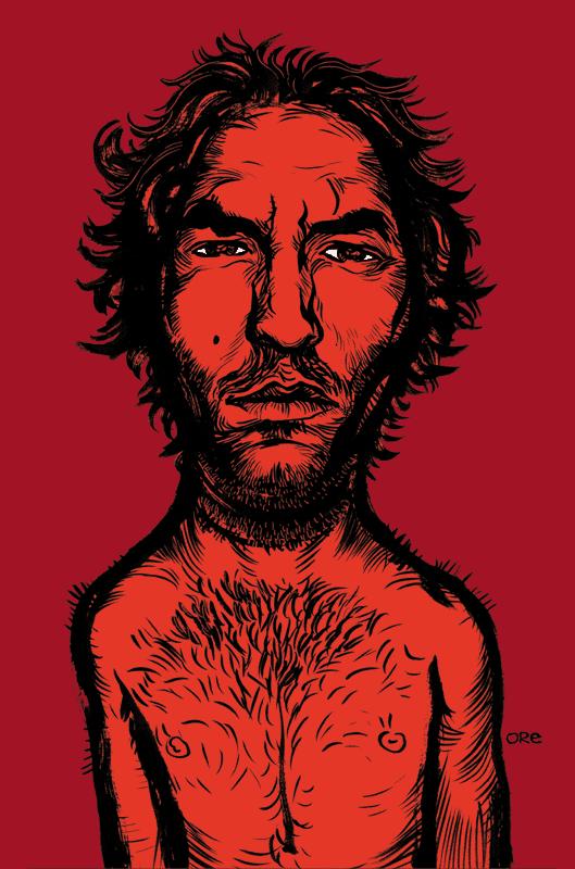 Álvaro Carmona portrait