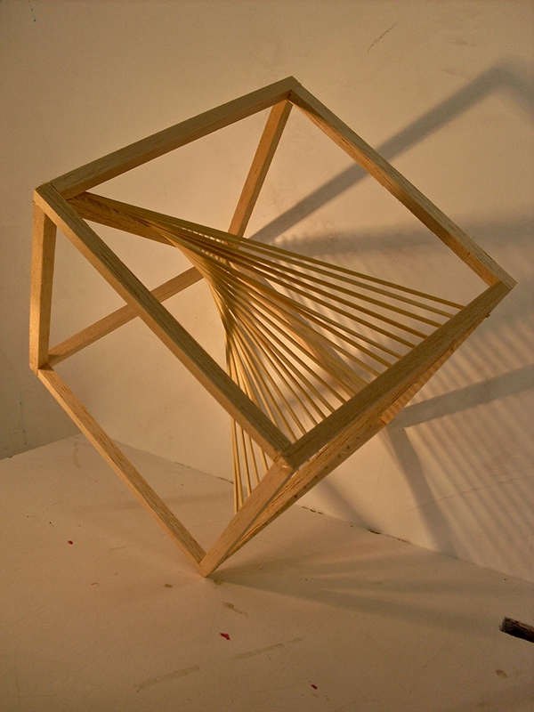 Models Wooden Structures On Behance