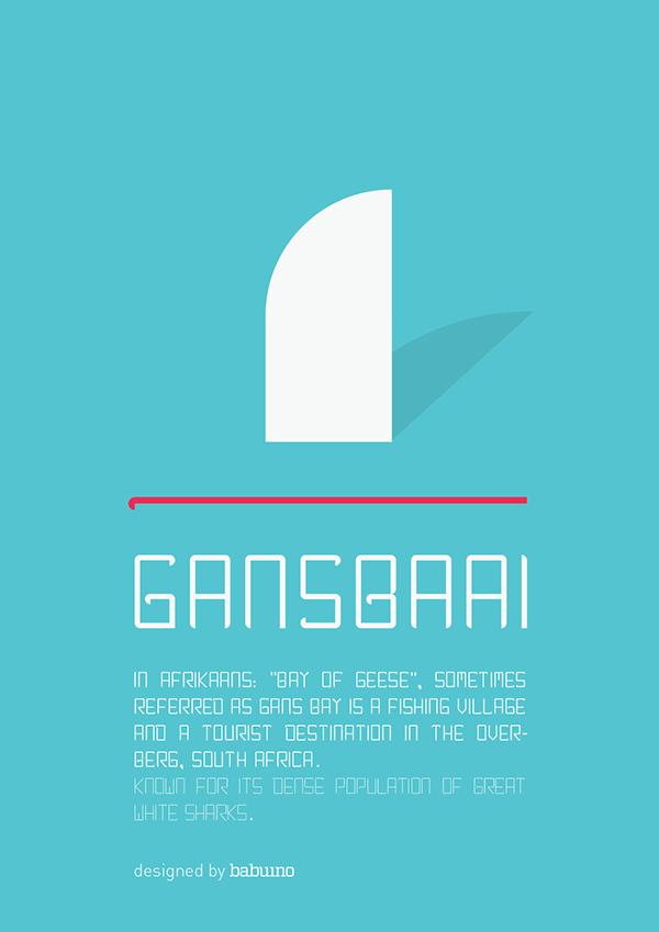 Gansbaai Font Download