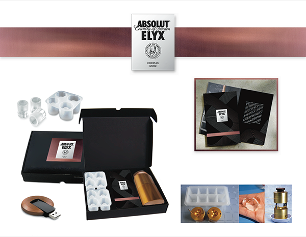 absolut elyx evento press kit on pantone canvas gallery. Black Bedroom Furniture Sets. Home Design Ideas