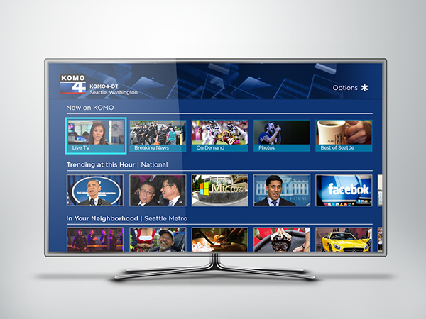 Roku Set Top Box Concepts on Behance