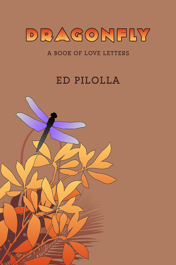 Book Cover Typography Logo ~ Dragonfly book cover design on behance