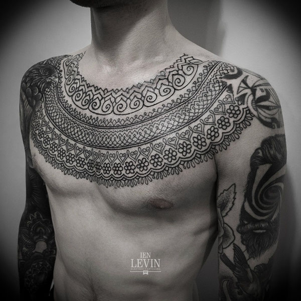 dcb6cd8e8 Tattoos by Ien Levin 2013 on Behance