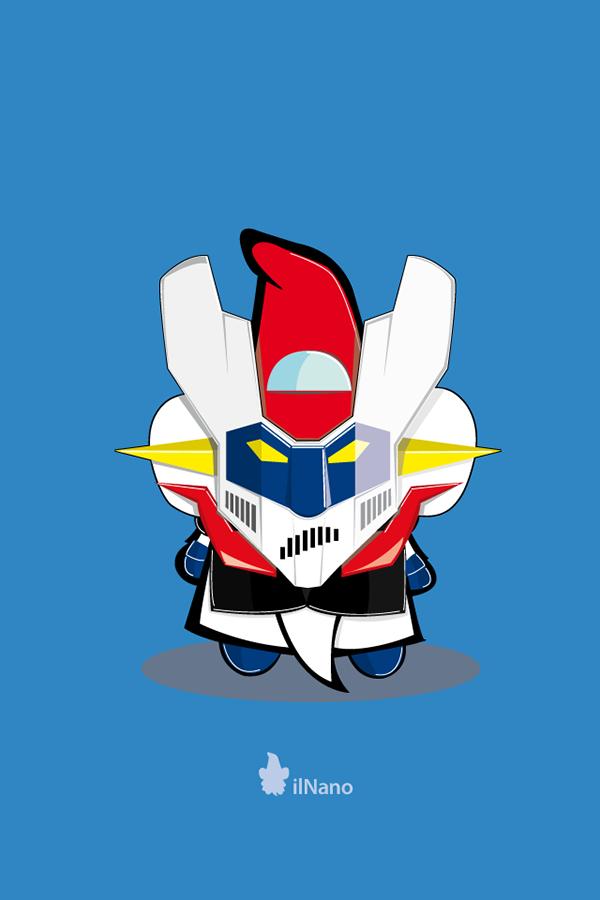 Illustrator vector Custom ilnano