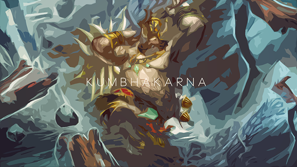 SMITE Kumbhakarna by ArmachamCorp on DeviantArt