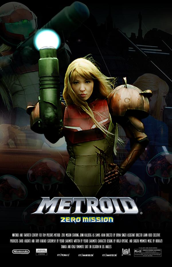 Metroid Movie