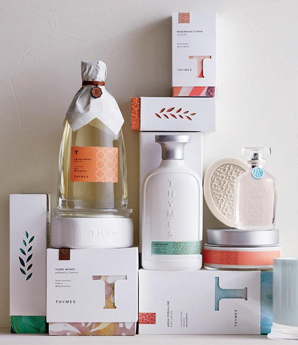 有設計感的38套香水包裝設計欣賞