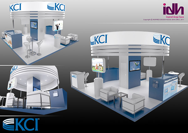 Exhibition Stand Sketchup : Exhibition stands on behance