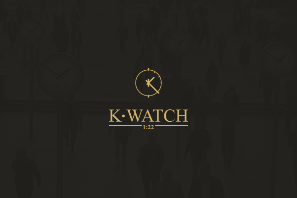 K-Watch Logo on Behance