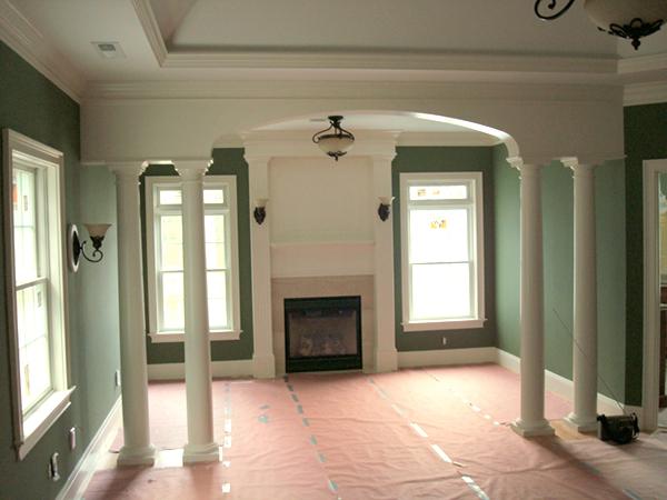 Room Divider Columns On Behance