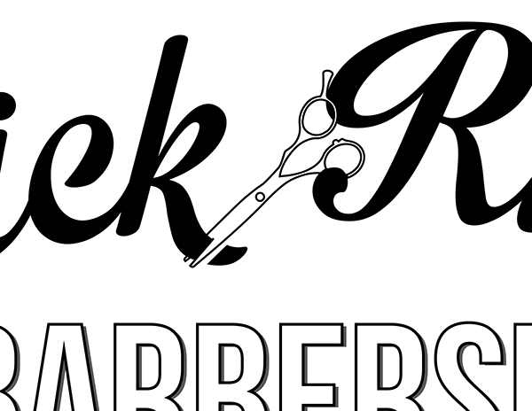 Rick'S Barber Shop >> Slick Rick S Barbershop Brand Identity On Behance