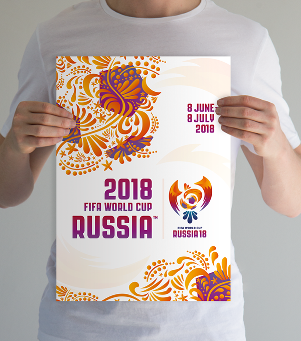 43d97965c Add to Collection. Follow Following Unfollow. Russia World Cup 2018  Branding ...