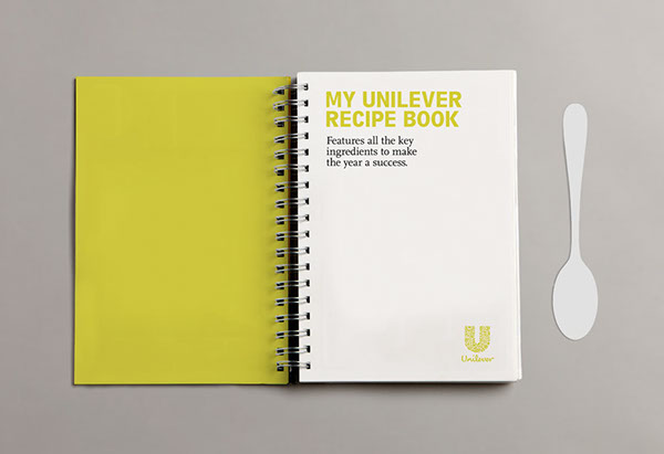 Unilever Employee Handbook Brand - Employee handbook design